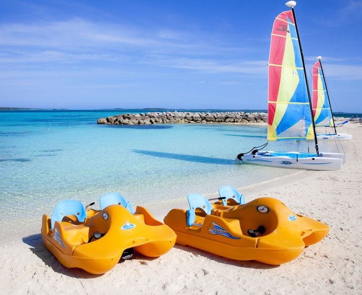 Fun ashore waiting for you at CocoCay!