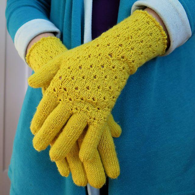15 Best Glove Knitting Patterns Images On Pinterest Knit Patterns