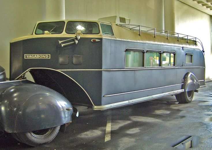 A Sensational Streamlined 1938 Reo Tractor and Curtiss Aerocar