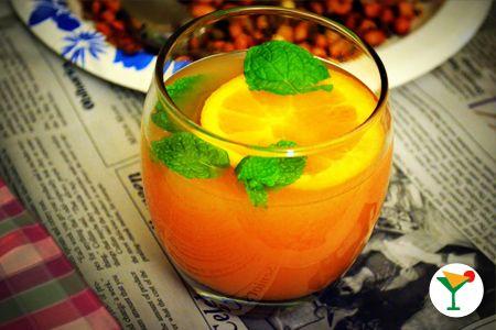 Madrás Mexicano - Recetas de Tragos, Tragos con Tequila, Tragos Frutales, Vaso de Trago Largo, and Vaso de Whisky