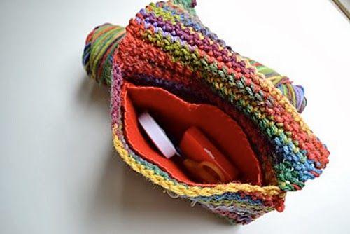Crochet Tools : free crochet tool bag pattern Crochet Pinterest
