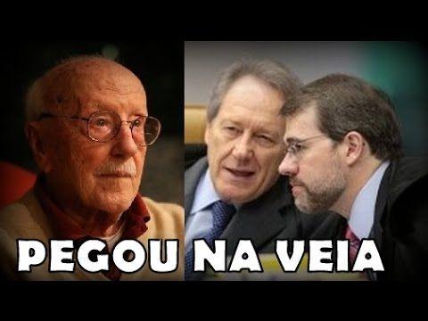 Renomado jurista arrasa STF ''Não são juízes são políticos travestidos q...