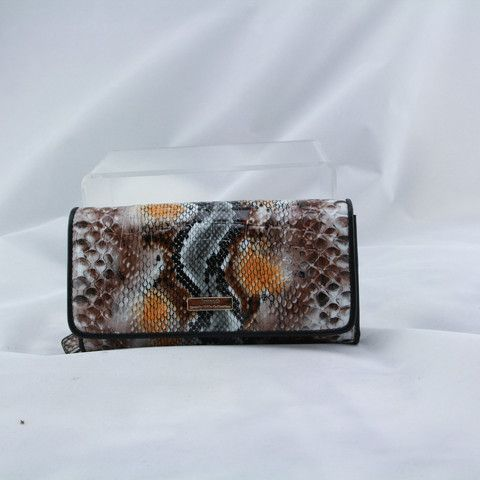Ladies Wallet, Serenade Genuine Leather, 'Kristy'