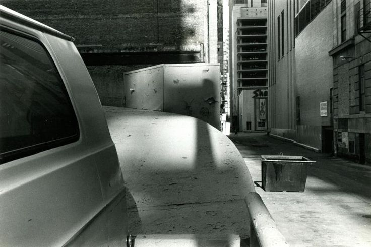 Ramp in Alley, 1975