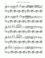 Somebody That I Used To Know | Easy Piano Sheet Music pg6