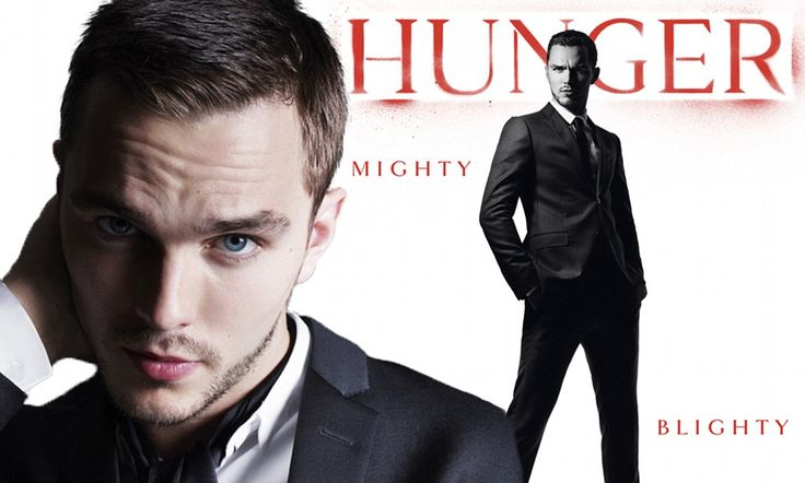 Nicholas Hoult looks dapper in high fashion shoot