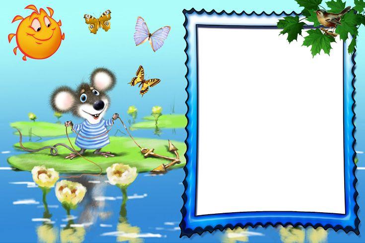 Красивые рамки для оформления тетради картинки 3