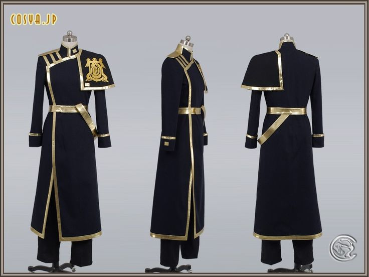 military uniforms | Kuroyuri Cosplay Empire's Military Uniform