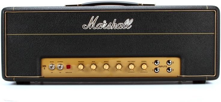 Marshall 1987X 50-Watt Plexi Tube Head w/ FX Loop