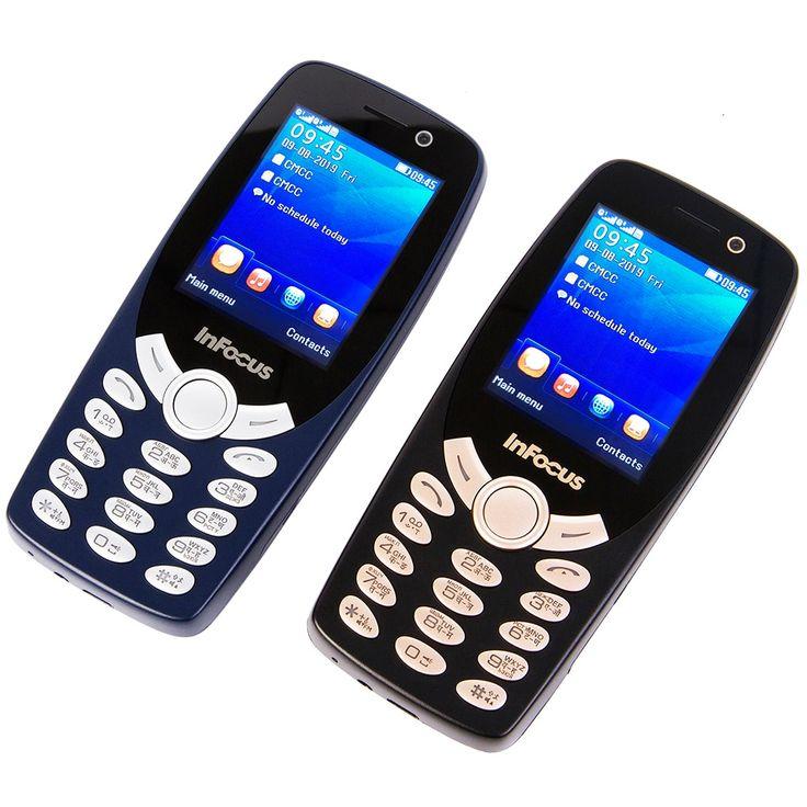 push-button cheap unlocked Dual sim flashlight cellphone ...