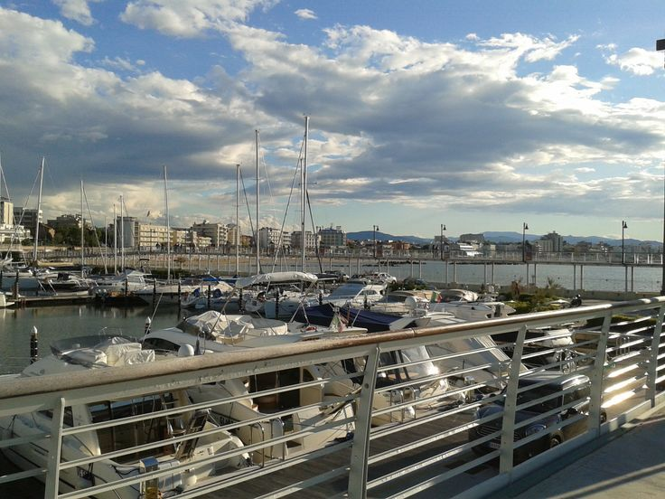 Cattolica port