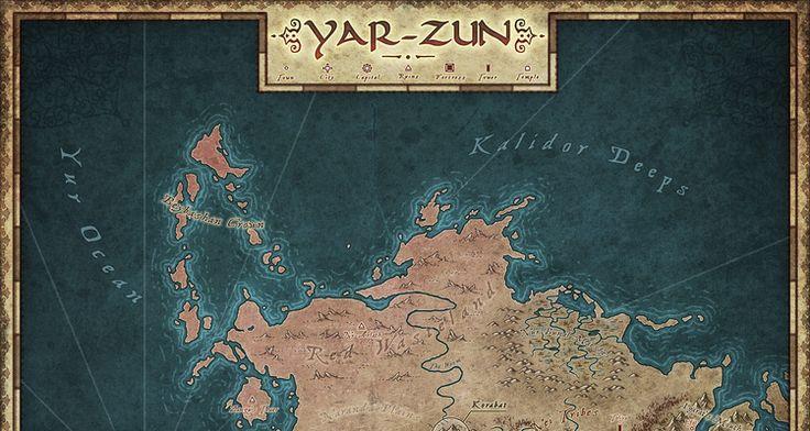 Yar-Zun, The Barbed Devil