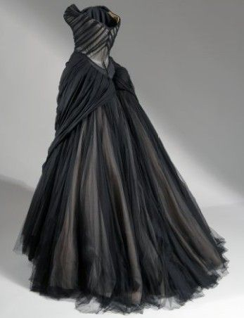 Gothic Ball Gown