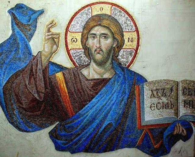 Παναγία Ιεροσολυμίτισσα : Ο Θεός κατά κάποιον τρόπο μας δείχνει σημάδια για ...