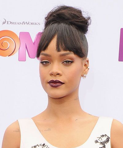 Follow our step by step Tutorial on how to get Rihanna's lady light Top Knot