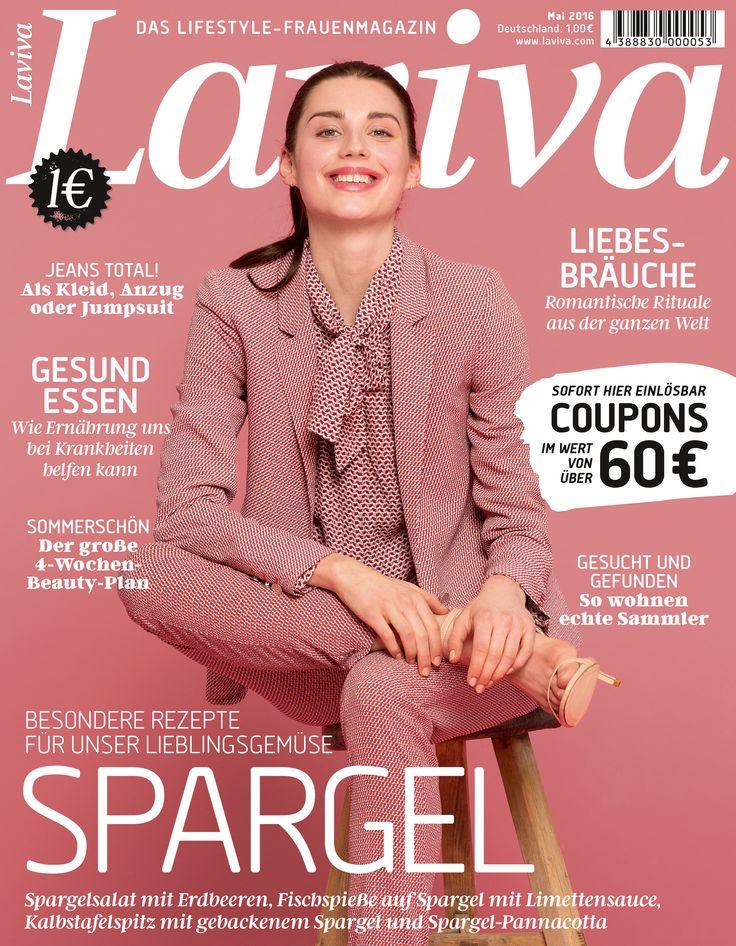 Cover der LAVIVA 05/16
