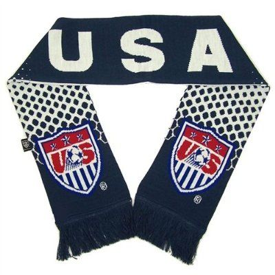Official Team USA 2014 Soccer Scarf