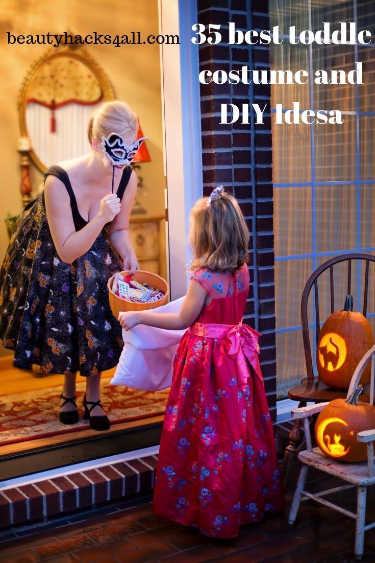 35 Unique toddler Halloween Costumes 2020 Halloween
