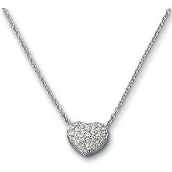 Swarovski Heart Pendant from Borsheims for $80