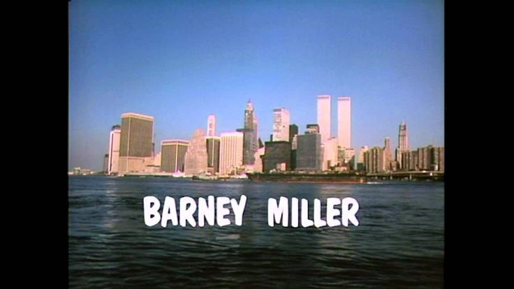 Barney Miller Theme Song One of my father's favorite shows.