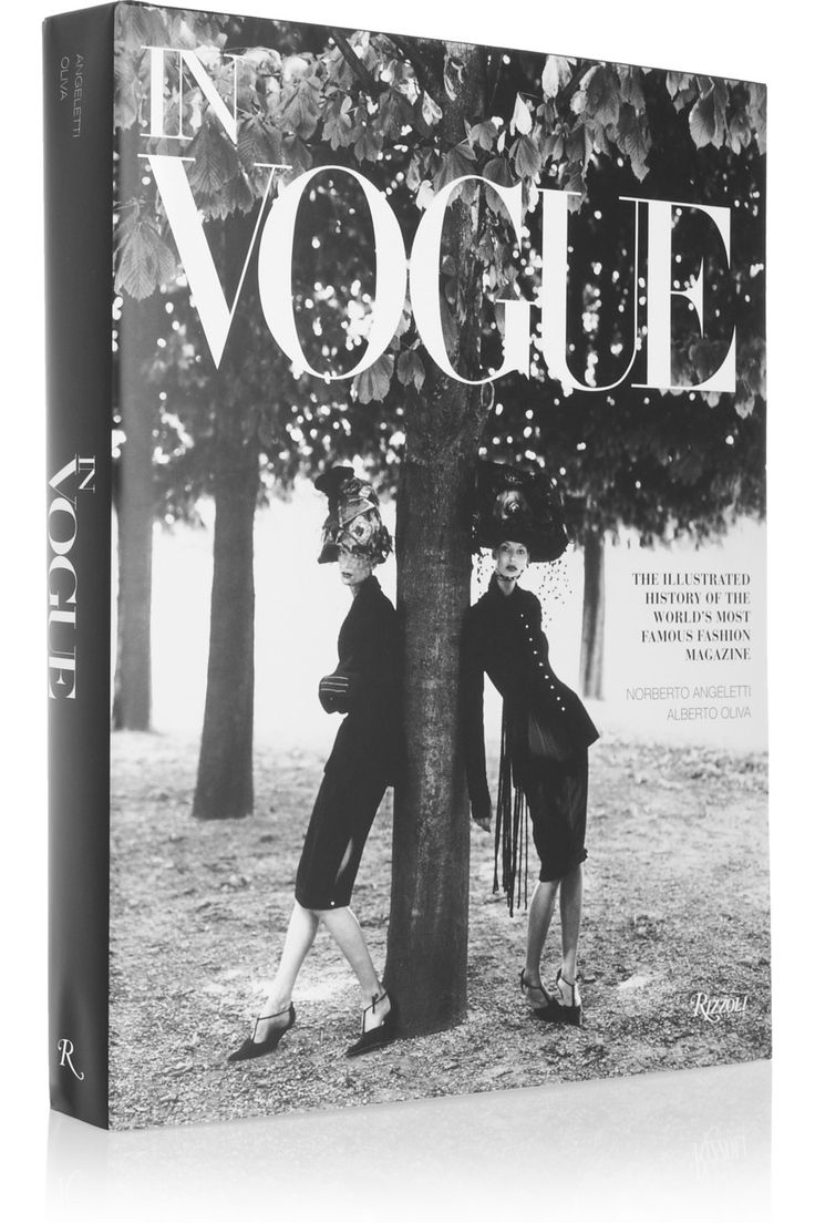 IN VOGUE: The illustrated history of the world's most famous fashion magazine