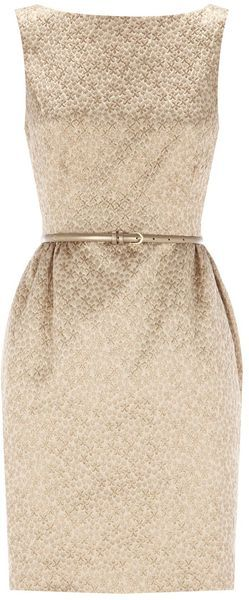 COAST ENGLAND  Carla Metallic Dress