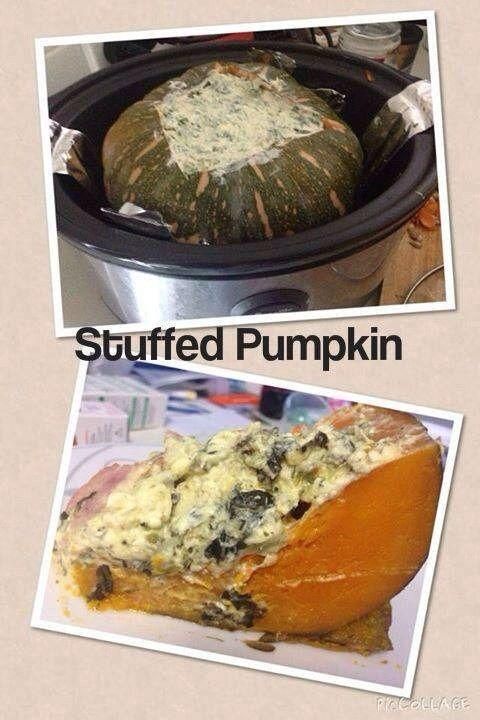 Stuffed Pumpkin |