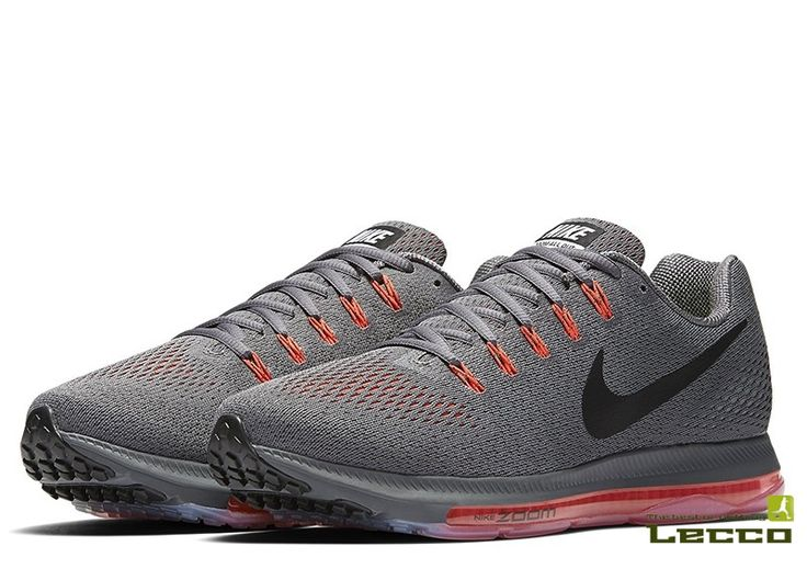 Обувь Мужские кроссовки Nike Zoom All Out Low Grey/Red