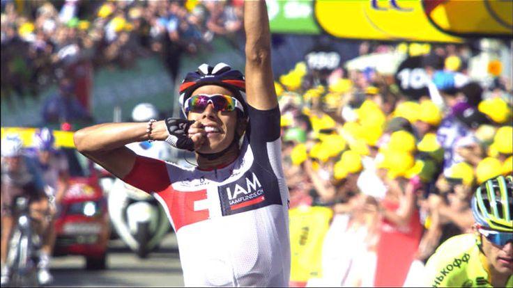 Pantano klopt Majka in sprint na zware bergetappe | NOS Tour de France