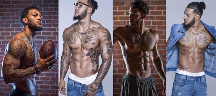 New PopGlitz.com: Eye Candy: Natalie Nunn's Husband & Former Footballer Jacob Payne - http://popglitz.com/eye-candy-natalie-nunns-husband-former-footballer-jacob-payne/