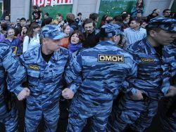 Путин ввел уголовную ответственность за митинги