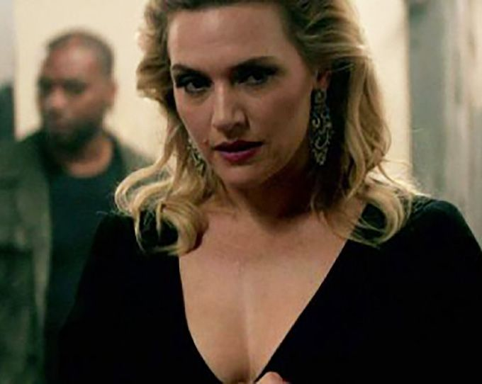 Kate Winslet indossa Ayala Bar #AyalaBar #KateWinslet #earrings