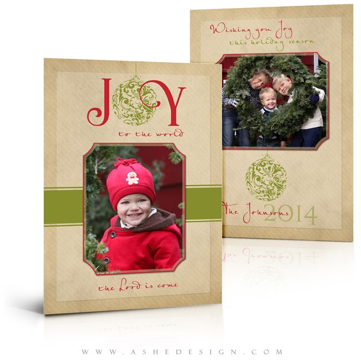 67 best Holiday Photoshop Templates images on Pinterest - christmas card templates for word