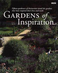 Gardens of Inspiration explores the influences of 15 of the best garden writers, including Christopher Lloyd, Mirabel Osler and Dan Pearson. Photos are by Vivian Russell, who wrote Monet's Garden: Through the Seasons at Giverny: Behind the Scenes and Through the Seasons Each essay certainly ...