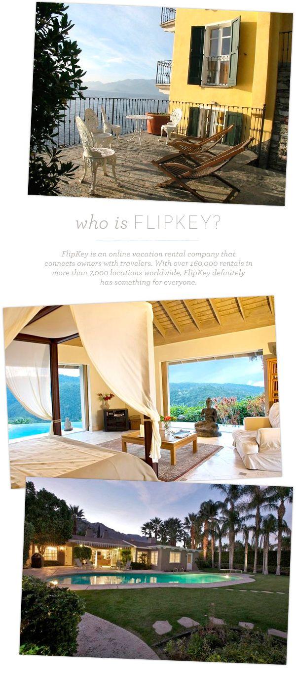 Flipkey. Vacation rentals.: Online Vacations, Vacations Destinations, Dreams Vacations, Vacations Company, Vacations Spots, Flipkey Vacations, Wedding Dreams, Destinations Wedding, Destination Weddings