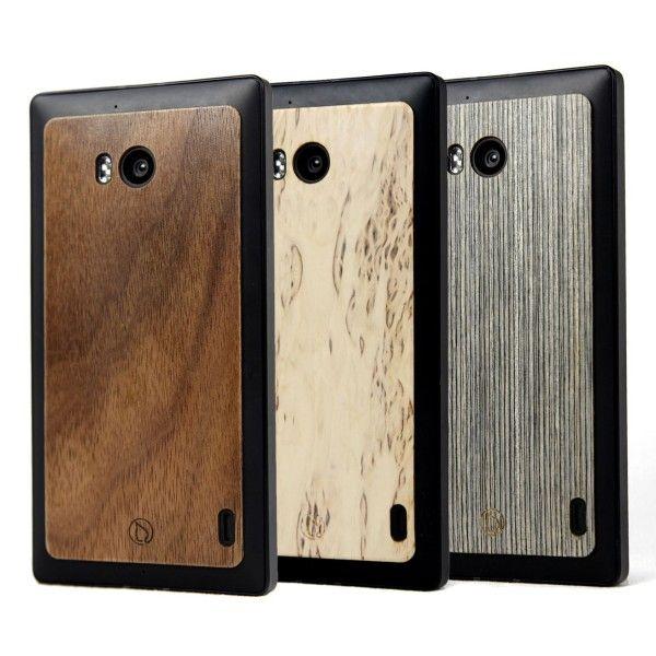 Lastu Wooden Skin for Lumia 930:Icon