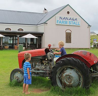 Nanaga Farm Stall - required by any journey between Grahamstown and PE.
