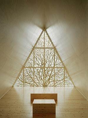 Ecumenical Chapel, Finland by ESA Architects