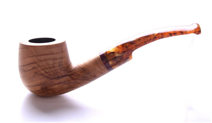 smoking pipes olivewoods pipes   tuyau tupakointi putki  pipa cachimbo Pfeife #826 NATURAL FINISH