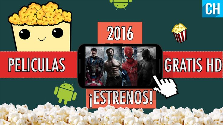 Ver Peliculas y Series Online GRATIS Android 2016 | Completas en Español
