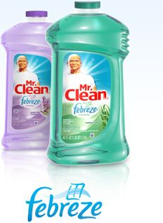 Attirant Clean® Multi Surfaces Liquid Cleaner With;