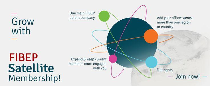 Grow with FIBEP Satellite Membership http://fibep.info/article/fibep-satellite-membership-application-criteria