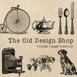 Old Design Shop - Vintage design resources from sources that are considered as public domain