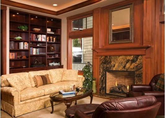 1000 images about den library on pinterest home and for Home den
