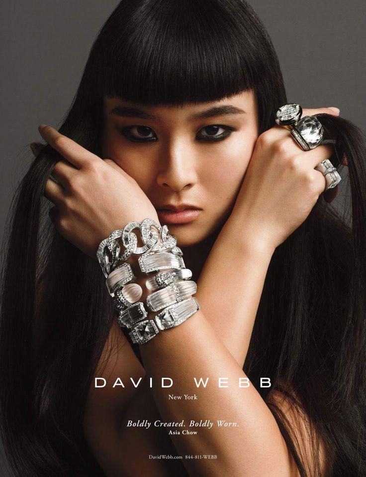 David Webb jewellery