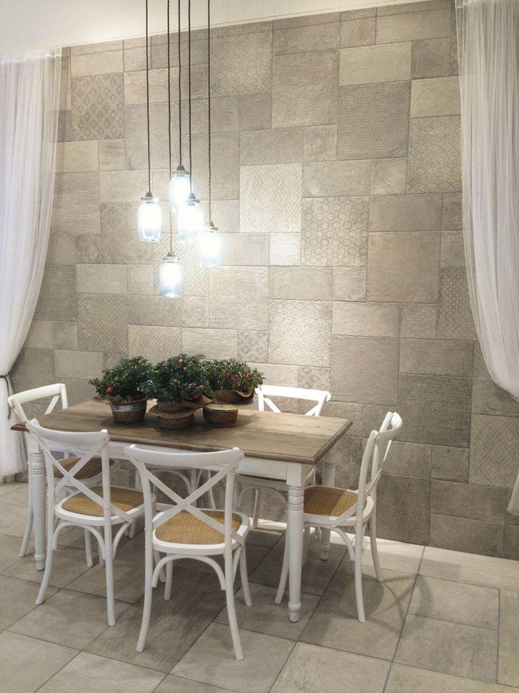 Revestimento de parede de grés porcelânico vitrificado BIARRITZ | Revestimento de parede - CIR