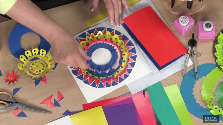 Concentric Kirigami - Lesson Plan