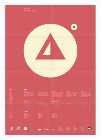 Designspiration — Universal Branding System (Bitsland) Poster