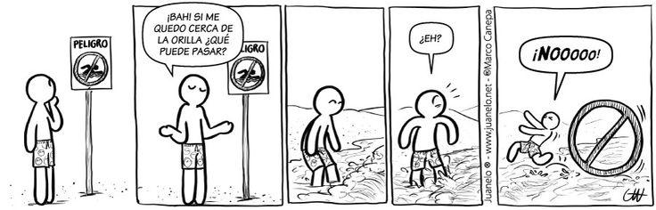 @Juan Ulloa ignora una advertencia y sufre las consecuencias. - Juanelo Peligro - El Definido