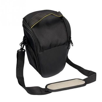 Fashion Waterproof Camera Bag For Canon DSLR EOS 1300D 1200D 760D 750D 700D 600D 650D 550D 60D 70D SX50 SX60 T6i Camera  Price: 41.80 USD